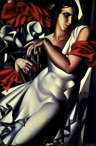 Portrait of Ira P. 1930, Tamara de Lempicka